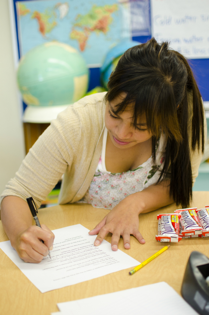 Student Teaching is a crucial part of becoming a licensed teacher.