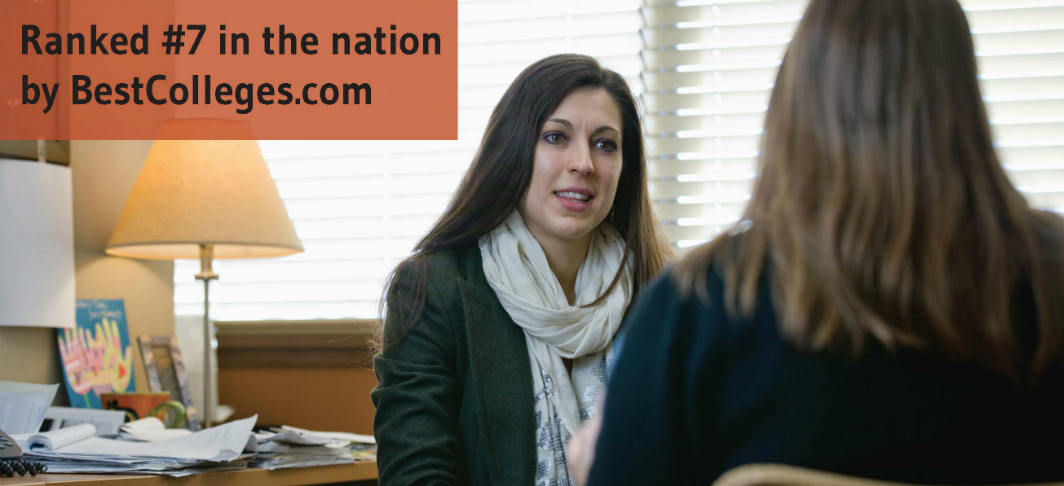 The OSU Master of Counseling program is ranked #7 in the nation.